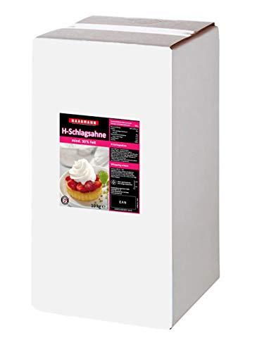 Naarmann - H-Schlagsahne, 30% Fett, laktosefrei, 10 kg Bag in Box