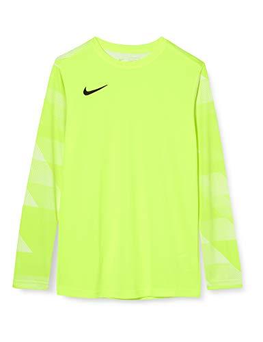 NIKE Y Nk Dry Park IV JSY LS Gk Long Sleeved t-Shirt Niños