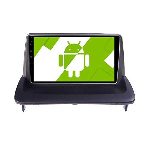 AOTSR Double Din 9 pollici Android 10.0 Autoradio per VOLVO S40 C30 C70 2006-2012 In Dash Head Unit Navigazione GPS HD Auto Radio Player Ricevitore DSP integrato Carplay IPS Wifi SWC