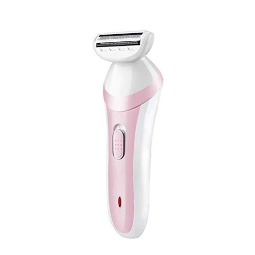 MAOJIE Rasuradora Mujer,Depiladora portátil depiladora eléctrica para Mujeres y Hombres sin Dolor Cuerpo Brazo Pierna depiladora afeitadora depiladora Dispositivo