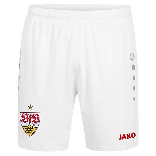 JAKO Kinder VfB Stuttgart Home Minikit, weiß, 104/110