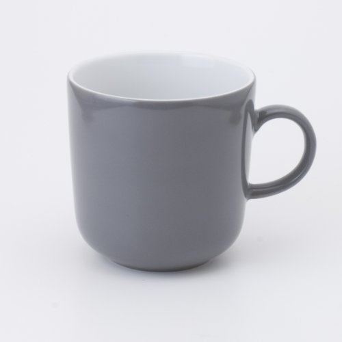 KAHLA Kaffeebecher PRONTO COLORE, 0,30 l grau (H.Nr. 475300A70705C)