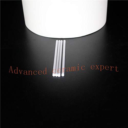 Lowest Price! Xucus High Thermal Zirconia Ceramic Rod D8100mm/Round Solid Ceramic Needle/ZrO2 Cerami...
