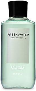 Bath & Body Works FRESHWATER 2-In-1 Hair + Body Wash
