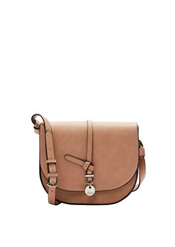 s.Oliver RED LABEL Damen Shoulder Bag mit Schmuck-Detail beige 1
