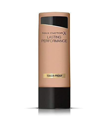 Max Factor Lasting Performance Foundation Warm Almond 104 – Langanhaltendes Flüssig Make-up – Für die perfekte, schwerelose Grundierung – 1 x 35 ml