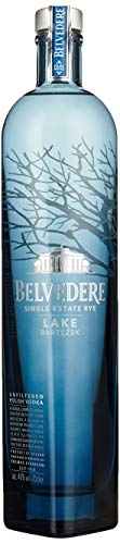 Belvedere Single Estate Rye LAKE BARTEZEK Wodka (1 x 0.7 l)
