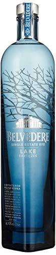 Belvedere Single Estate Rye LAKE BARTEZEK Wodka (1 x 0.7 l)