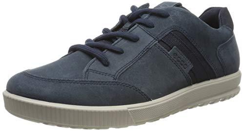ECCO Herren Ennio Sneaker, Blau (Marine 1038), 45 EU