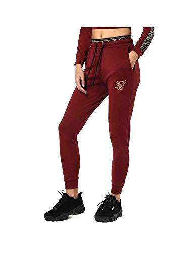 Sik Silk - SSW 1017 - Athena Elastic Jogger - PANTALÓN Mujer (XS)