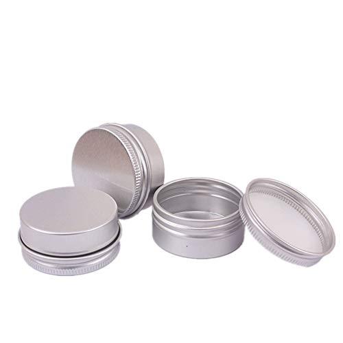 qingqingxiaowu Tarros Cosmeticos Botes Viaje Avion Pequeños contenedores con Tapas Pequeños contenedores La loción Kit de contenedor Frascos pequeños con Tapas