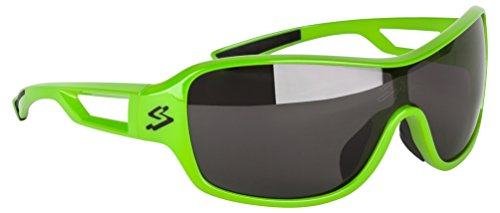 Spiuk Trophy - Gafas Unisex, Color Verde