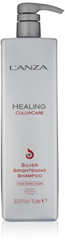 Price comparison product image LANZA Healing ColorCare Silver Brightening Shampoo,  33.79 Fl Oz