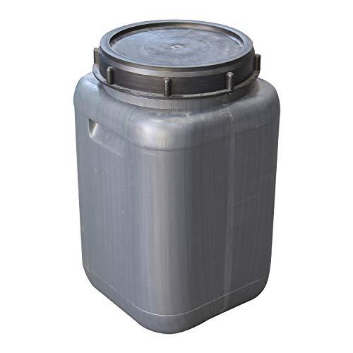 Mugar Bidón 30 litros Cuadrado- Cierre Rosca- Importaciones