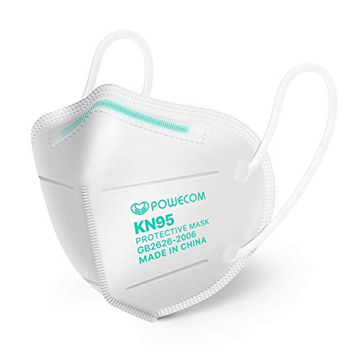 Everyone's swarming Amazon for these best-selling Powecom KN95 masks that used to cost $45 per box