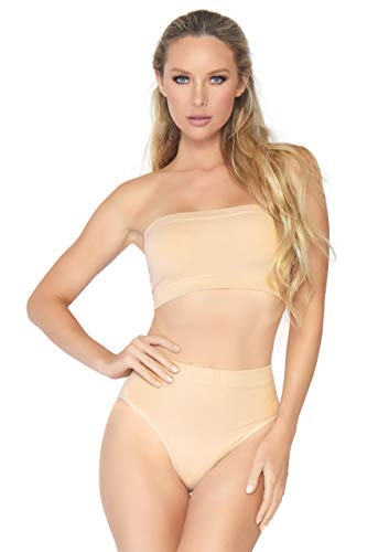 Naked Naadloze bandeau top brief, 200 g