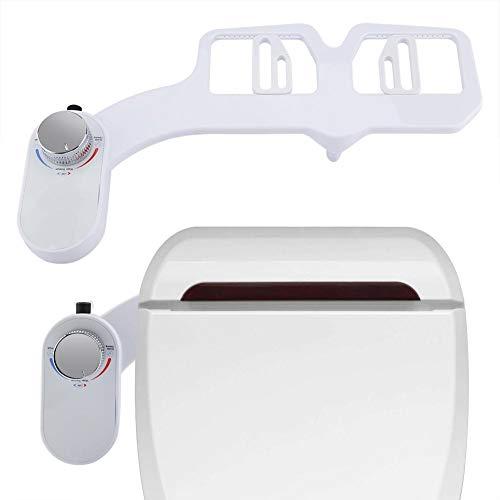 1/2 Thread Bathroom Non-Electric Hygiene Bidet Seat Water Wash Clean Toilet Seat Spray Self Cleaning Nozzle