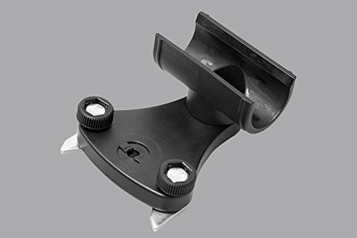 Railblaza QuickGrip Soporte para Pista de Clip de Paleta, Unisex Adulto, Negro