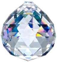 Asfour Challenge the lowest price of Japan ☆ Crystal 701 Clear Ball Prism mm 1 Box 30 Miami Mall Hole