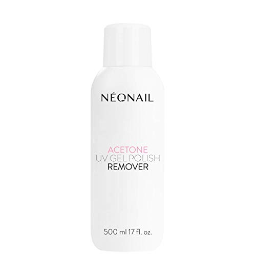 NEONAIL Aceton Entferner Hybrid Manicure Nail Polish Soak Off Gel UV-LED-500 ml