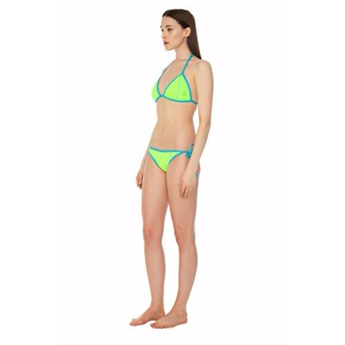 GlideSoul dames neopreen bikini broekje