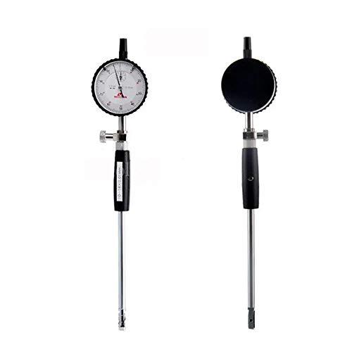 Micrómetro Digital 35-50mm / 0,01 mm Diámetro del dial Métricas Calibre Cilindro Interno Pequeño Dentro de medición de Prueba Gage sonda indicador de cuadrante Herramientas de Medición