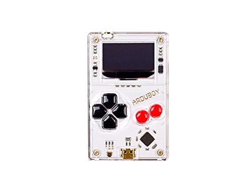 オープンソースゲームカード 8ビットゲーム (white)