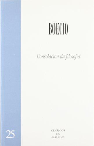 Consolacion da filosofia (Clásicos en galego)