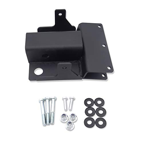 Lowest Prices! WSays for Kawasaki Mule 610 600 SX Rear 2'' Receiver Trailer Tow Hitch Plater Kit