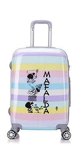 Maleta de Tiempo Libre y Sportwear Marca Mafalda para Unisex Adulto