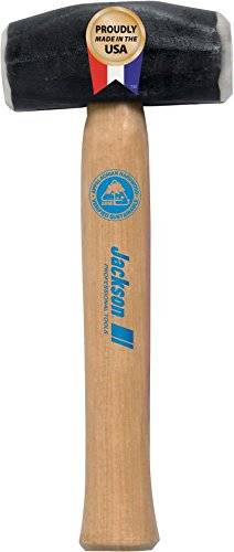 Jackson 1197100 Hand Drill Hammer with 10.5 in. Hardwood Handle, 4 Pound