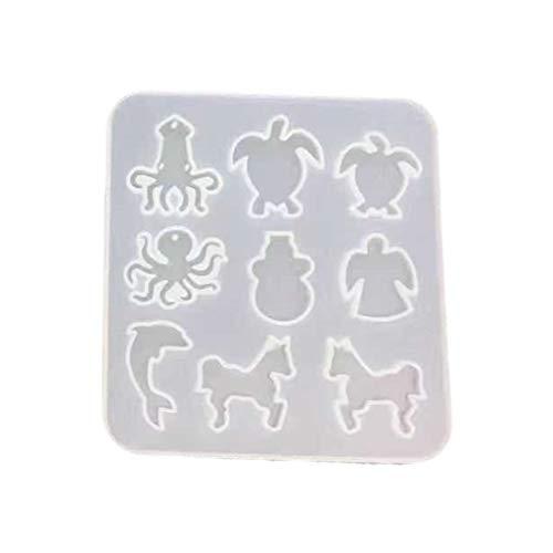 Hothap esdoornblad edelsteen vorm vormen, sieraden, de DIY epoxyhars vorm siliconen vorm maakt