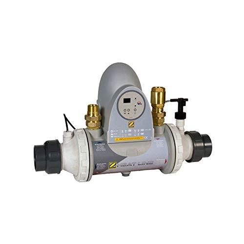 Zodiac Heat Line Plus 40 KW S/CIR Intercambiador de Calor
