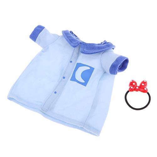 T TOOYFUL Disfraz de 25 Cm, camiseta para niña y niño
