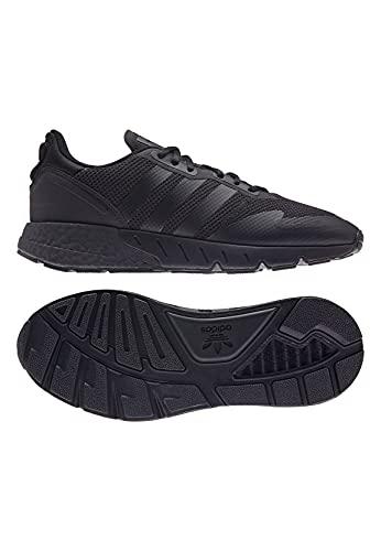 adidas ZX 1K Boost, Zapatillas Hombre, Color Negro, 39 1/3 EU