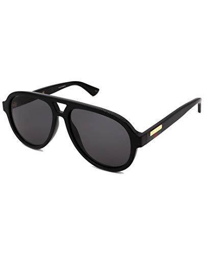 Gucci GG0767S Black/Grey 57/15/145 men Sunglasses