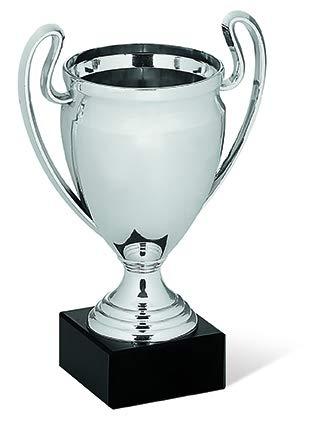 Bacedo Coppa dei Campioni Economica (UEFA Champions League) La targhetta in Metallo Personalizzata è Compresa nel Prezzo