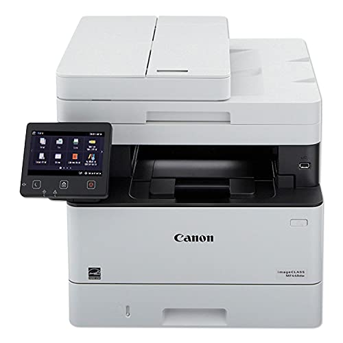 Canon imageCLASS MF448dw - All in One, Wireless, Mobile-Ready Duplex Laser Printer with 3 Year Warranty