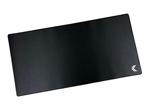 Kinesis Gaming XL Mouse Pad, Comfortable and X-Large (800mm x 400mm x 4mm), Optimized with a Fast-Glide Surface, Non-Slip Bottom, Stitched Anti-Fray Edges
