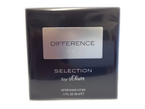 s.Oliver Selection by s.Oliver Difference Men After Shave Lotion 50 ml