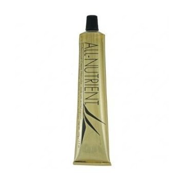 All-Nutrient Professional Cream Haircolor 100g/3.5oz. - Made with Certified Organics (1N BLUE BLACK) by All Nutrient
