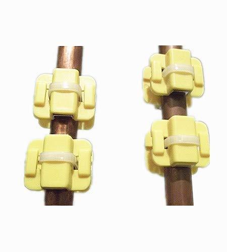 TurboMag XT6 Wasserenthärter, magnetisch, entfernt Kalkablagerung, 4 Paar