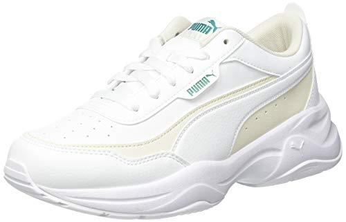 Puma Cilia Mode, Zapatillas Mujer, Blanco Eggnog Parasailing, 37 EU