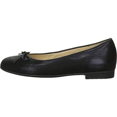 Ara Shoes AG Damen Ballerina Sardinia Highsoft blau Gr. 37