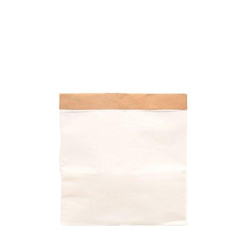 Paper-Bags zur Aufbewahrung von Spielzeug, Wäsche und weiteren Krimskrams - Beutel/Sack aus Papier - Papiertasche ohne Motiv - Personalisieren oder DIY Klein