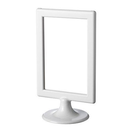 Ikea Tolsby Frame for 2 Sided Pictures , White, 4 x 6 by SopSai [並行輸入品]