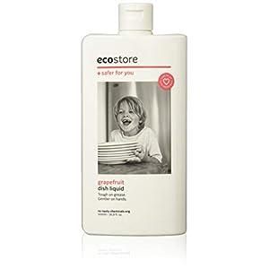 ecostore(エコストア) ディッシュウォッシュリキッド 【グレープフルーツ】 500ml 食器洗い用 洗剤