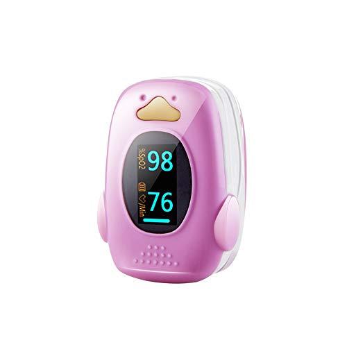 Q-L Kinderen Hartritme Pulsoximeter Zuurstofverzadiging Concentratiedetector