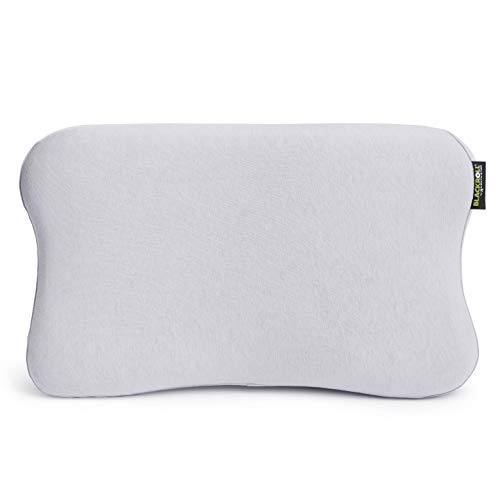 BLACKROLL® Pillow CASE Jersey. Passgenauer Kissenbezug für Recovery Pillow Hellgrau - 50 x 30 cm