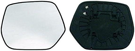 Retrovisor Izquierdo Espejo de cristal con placa y calefacci/ón # hacv01/AM LCH